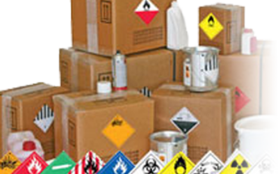Dangerous Goods Regulations for ramp and warehouse personnel category 8